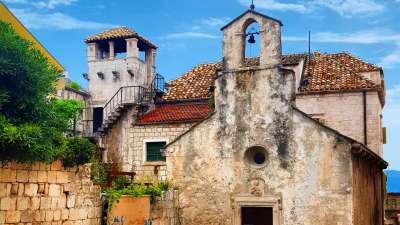 Citta Vecchia di Korcula e Casa Natale di Marco Polo