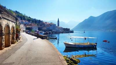 Perast Bootstour