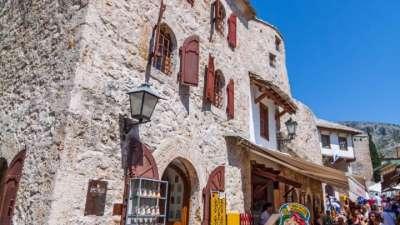 vecchio bazar kujundziluk a mostar