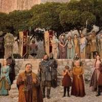 dubrovnik juego de tronos escenas princesa está dejando