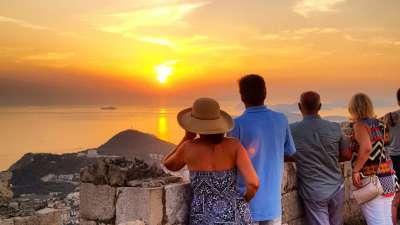 Tour al atardecer por la ciudad de Dubrovnik