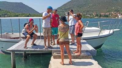 Austern Verkostungstour von Dubrovnik