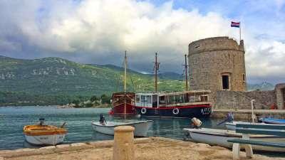 Mali Ston, Kroatien