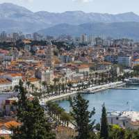 Split Trogir y Klis Tour privado desde Dubrovnik