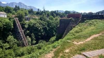 batalla en el río Neretva - sitio de la segunda guerra mundial