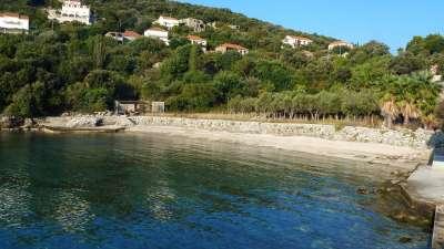 playas de arena cerca de Dubrovnik