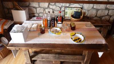 turismo rural en Konavle cerca de Dubrovnik