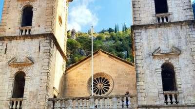 Catedral de San Trifón en Kotor Montenegro