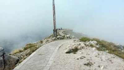 montañas de montenegro