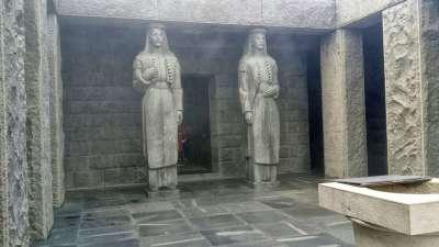 museo en el parque nacional Lovcen