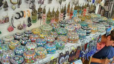 bazar turco a mostar