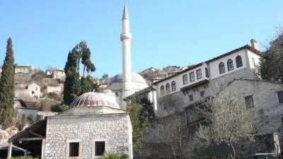 cultura ottomana nel cuore dell'Europa - Pocitelj old town
