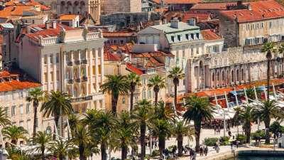 como ir desde Dubrovnik hacia Split